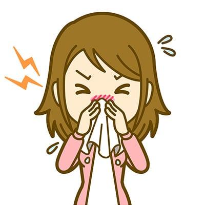 花粉症軽減効果
